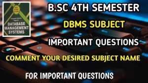 Bsc-degree-4th-semester-DBMS-important-questions-Bhuwantv